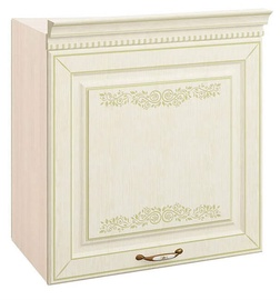 DaVita Olivija 71.14 Kitchen Upper Cabinet Astrid Pine/Light Olive