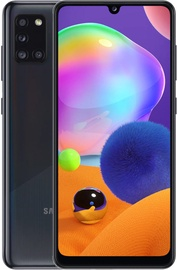 Mobilusis telefonas Samsung Galaxy A31 Black, 64 GB
