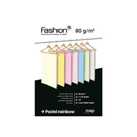 Kopijavimo popierius Fashion,pastelinių spalvų, A4, 70 lapų