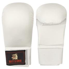 Matsuru Karate Gloves L White