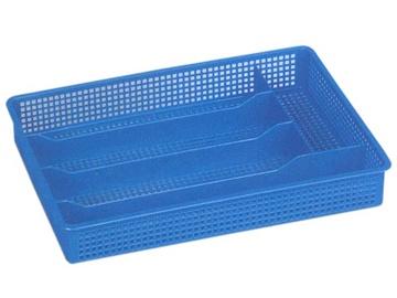 Keeeper Cutlery Tray 31x23x4.5cm Blue