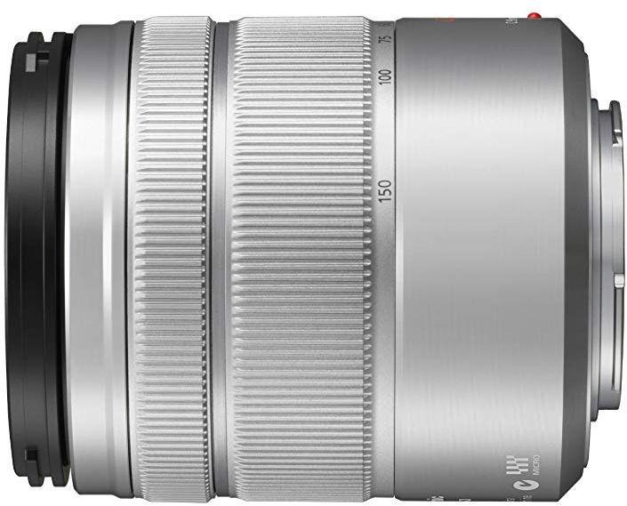 Panasonic LUMIX G VARIO 45-150mm/F4.0-5.6 ASPH./MEGA O.I.S. Silver