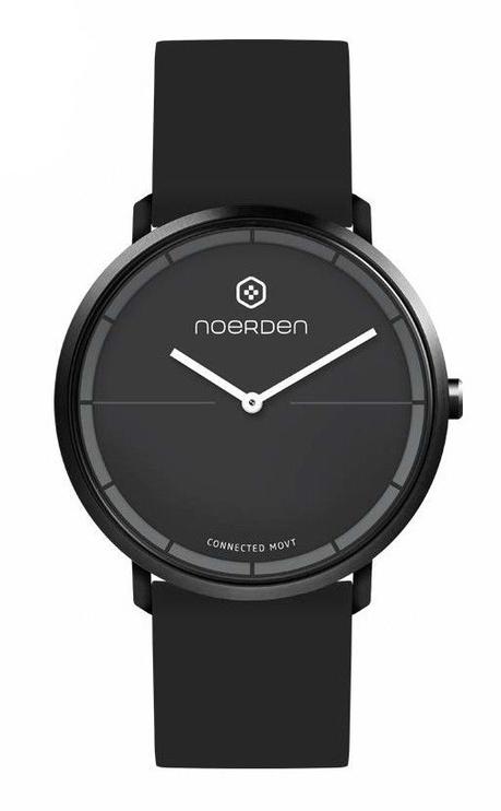Išmanusis laikrodis Noerden Life2, juoda
