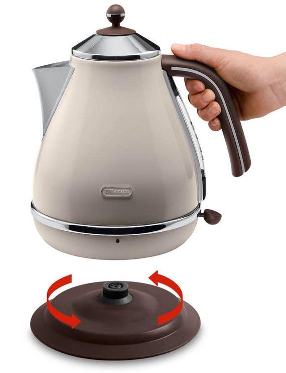 Электрический чайник De'Longhi KBOV2001BG