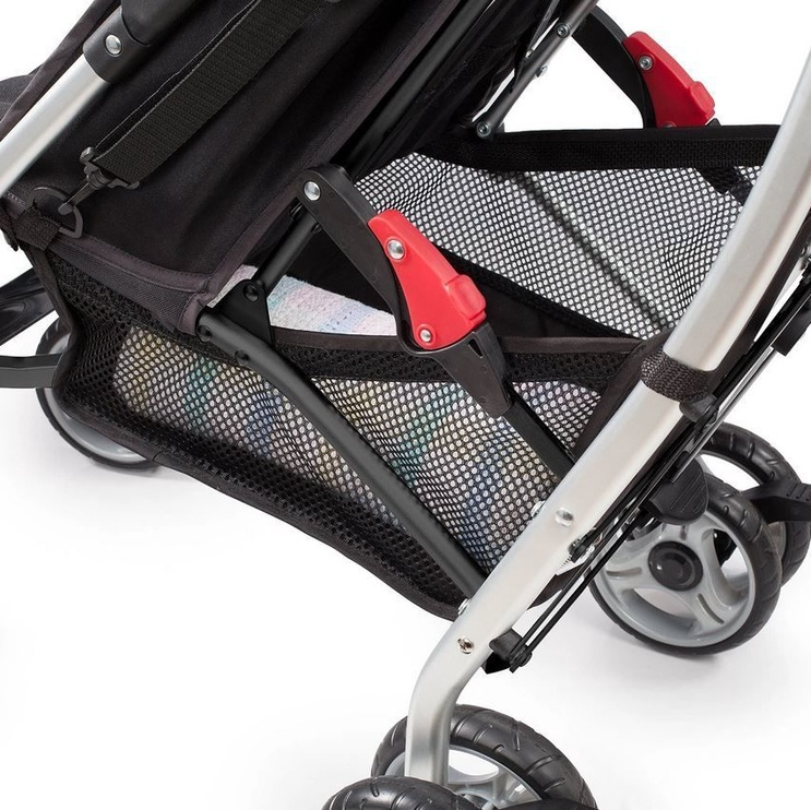 Sportinis vežimėlis Summer Infant 3D Lite Convenience Black