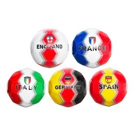 Rinktinių futbolo kamuolys Atom 286547, dydis 5
