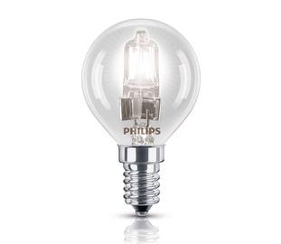 Halogeninė lempa  Philips P45, 28W, E14, 2800K, 370lm