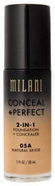 Milani Conceal + Perfect 2in1 Foundation + Concealer 30ml 05A