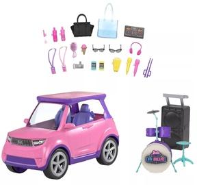 Детская машинка Mattel Barbie Big City Big Dreams GYJ25