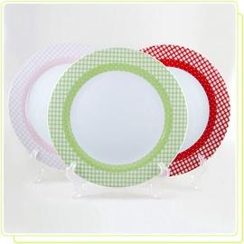 Kauss Maestro, valge/roheline, 260 mm