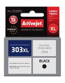 Кассета для принтера ActiveJet AH-303BRX, черный, 20 мл