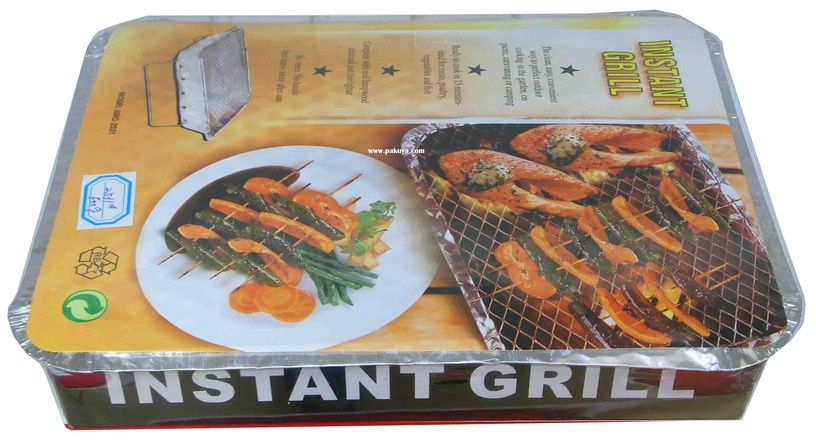 Verners Instant Grill