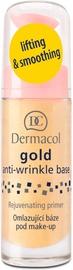 Makiažo pagrindas Dermacol Gold, 20 ml
