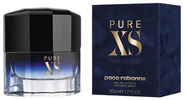 Tualetinis vanduo Paco Rabanne Pure XS 50ml EDT