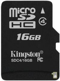Kingston 16GB Micro SDHC CARD CLASS 4