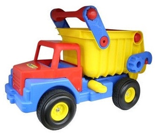 Wader Truck No.1 With Rubber Wheels 37916