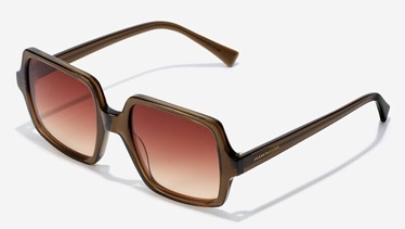 Saulesbrilles Hawkers Claudia Olive Terracota, 53 mm