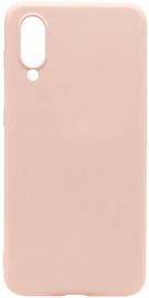 Evelatus Silicon Back Case For Samsung Galaxy A20 Pink Sand