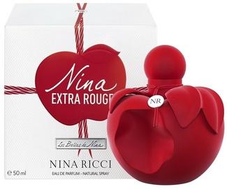 Parfüümvesi Nina Ricci Extra Rouge EDP, 50 ml
