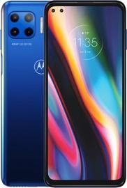 Mobiiltelefon Motorola Moto G 5G Plus, sinine, 4GB/64GB