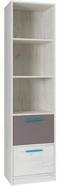 Maridex Rest R08 Shelf White/Gray