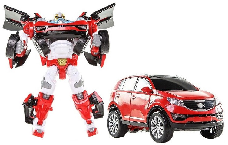 Young Toys Tobot Z