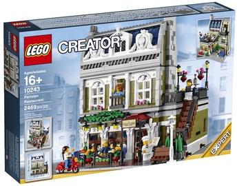 Konstruktors LEGO Creator Parisian Restaurant 10243