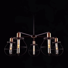 Lubinis šviestuvas Nowodvorski Manufacture 9738, 5X60W, E27