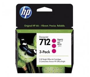 Кассета для принтера HP 3ED78A, красный, 29 мл