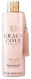Grace Cole Relaxing Bath Soak 500ml Vanilla Blush & Peony