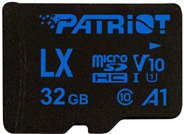 Patriot LX microSDHC 32GB UHS-I Class 10