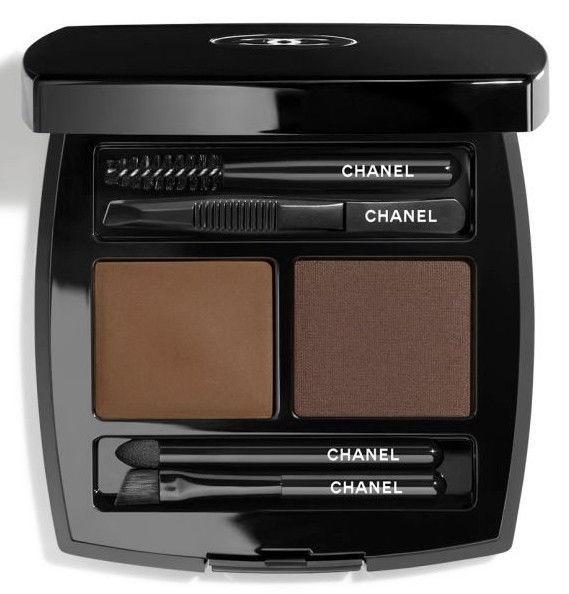 Chanel La Palette Sourcils Duo With Accessories 02
