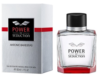 Tualetes ūdens Antonio Banderas Power Of Seduction 50ml EDT