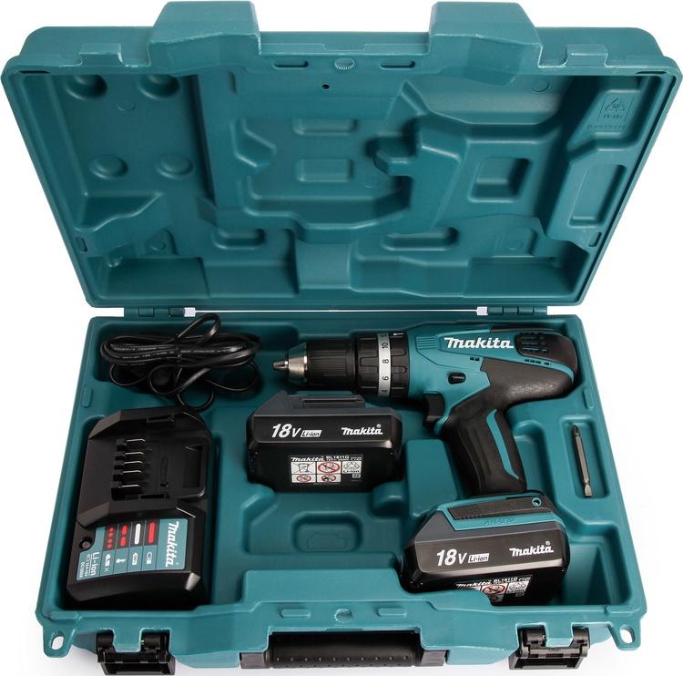 Makita HP457DWE Cordless Impact Drill