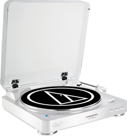Audio-Technica AT-LP60WH-BT White