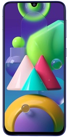 Mobilusis telefonas Samsung Galaxy M21 Midnight Blue, 64 GB