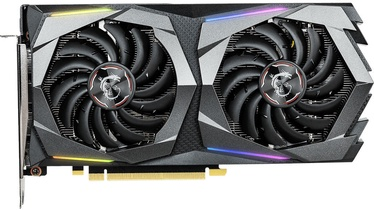 MSI GeForce GTX 1660 Ti Gaming 6GB GDDR6 PCIE GEFORCEGTX1660TIGAMING