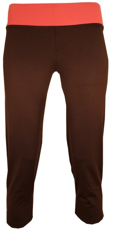 Bars Womens Trousers Brown 103 L