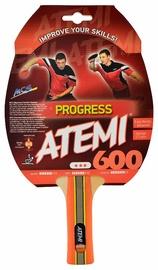 Atemi Ping Pong Racket 600 Anatomical