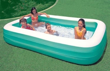 Baseins Intex Swim Center Family Pool L