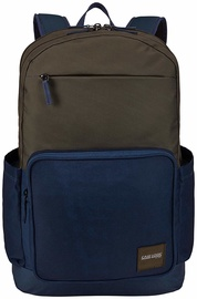 Case Logic Query Backpack Olive Blue 3203871