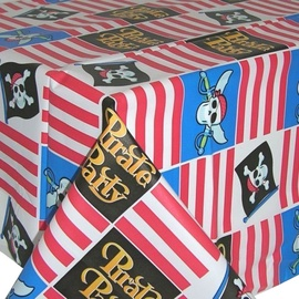Amscan Pirate Party Table Cover 137 x 259cm