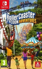 RollerCoaster Tycoon Adventures SWITCH