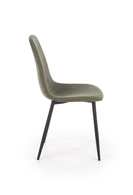 Стул для столовой Halmar K387 Green, 1 шт.