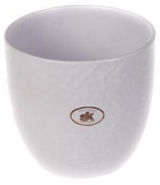 Soendgen Keramik Boston Flower Pot White 16cm