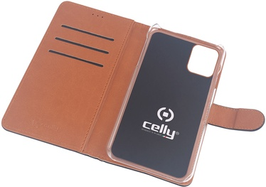 Celly Wally Book Case For Apple iPhone 11 Black