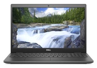 "Nešiojamas kompiuteris Dell Latitude 3510 Black N018L351015EMEA PL Intel® Core™ i7, 8GB/256GB, 15.6"""