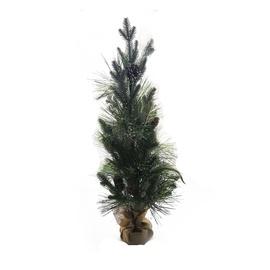 Kalėdinė dekoracija Eglutė, 80 cm (A3-2483HAW)
