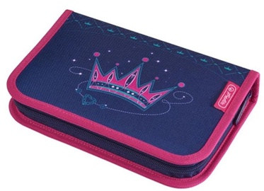 Herlitz Pencil Case 31 Pieces Crown