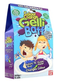 Zimpli Kids Gelli Baff Colour Change Blue To Purple ZK5035
